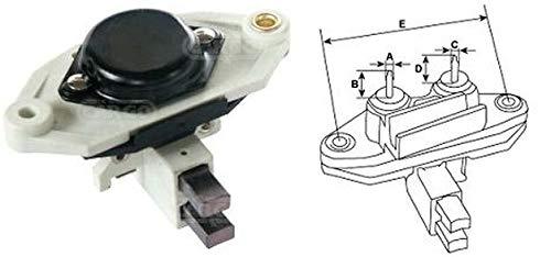 BOSCH 132666 Cargo Boîte à brosses pour régulateur de tension 12 V