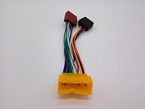 Autostereo 12-018 standard ISO-Adattatore cablaggio autoradio per NISSAN 1999 radio ISO per stereo audio cable - Nissan Radio Cablaggio
