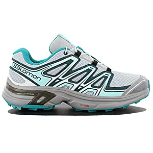 Salomon Damen Wings Flyte 2 Trailrunning-Schuhe, blau, 43.3 EU