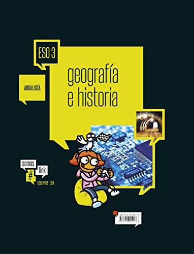 Geografía e História 3º ESO - Andalucia (Somoslink)