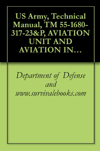 US Army, Technical Manual, TM 55-1680-317-23&P, AVIATION UNIT AND AVIATION INTERMEDIATE MAINTENANCE MANUAL WITH REPAIR PARTS AND SPECIAL TOOLS LIST FOR ARMY AIRCRAFT SURVIVAL KITS (English Edition)