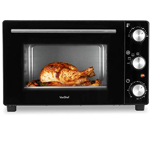 VonShef 35L Mini Oven Cooker and...
