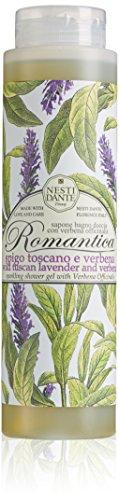 Nesti Dante Shower Gel Lavender & Verbena, 1er Pack (1 x 300 ml)