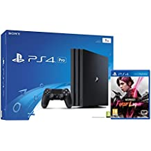 PlayStation 4 Pro (PS4) 1TB - Consola + InFamous: First Light
