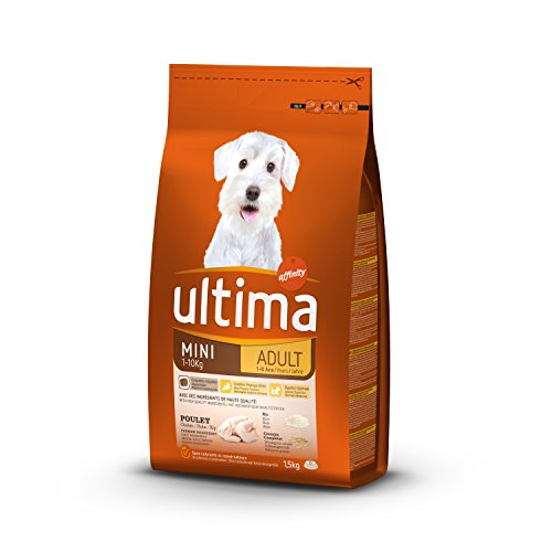 Ultima Cibo per Cani Mini Adult con Pollo - 1,5 kg