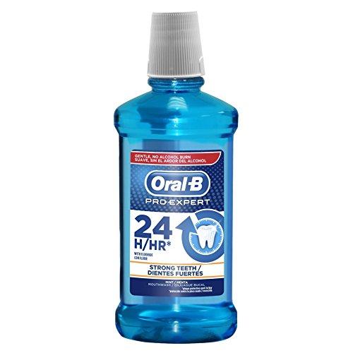 Oral-B Pro-Expert Dientes Fuertes - Enjuague bucal, 500 ml