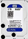 """Western Digital 3TB interne Festplatte HDD SATA Speicher 3,5"""" PC, Deskop 5 Jahre Antarris Garantie, WD Black, WD Blue WD30EZRX (Zertifiziert Und Generalberholt)"""