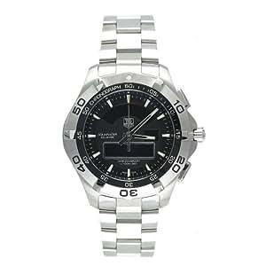 TAG Heuer CAF1010.BA0821 Montre bracelet homme Acier Inoxydable Argent