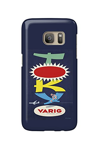 varig-tokyo-vintage-poster-artist-fagundes-brazil-c-1960-galaxy-s7-cell-phone-case-slim-barely-there