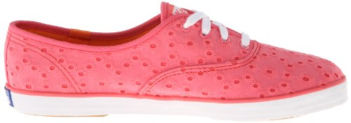 Keds Champion Eyelet Sneakers Bright Coral red