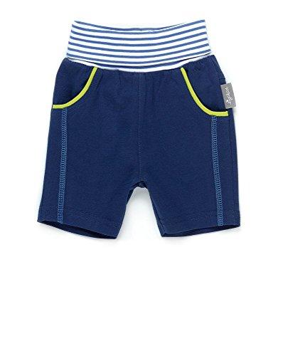 Sigikid Baby-Jungen Shorts Bermuda Blau (Estate 283), 86