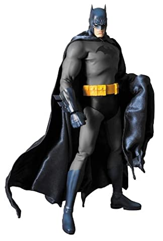Medicom Collectable Toy - Batman Hush Real Action Heroes - 12 Inch Deluxe Dark Knight Figure