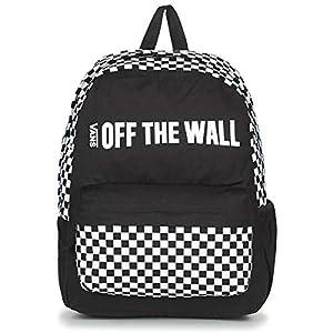 Vans Central Realm Backpack Mochila Unisex Negro