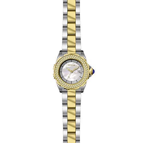 Invicta Angel Reloj de Mujer Cuarzo Suizo Correa y Caja de Acero 28443