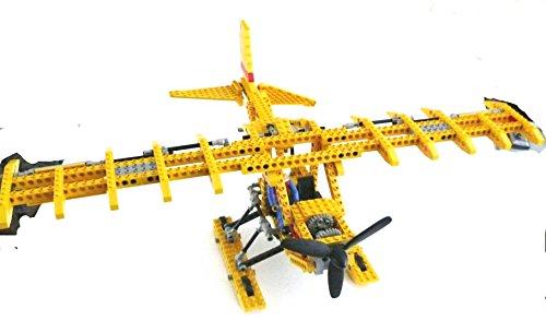 Preisvergleich Produktbild LEGO ® Technic - Flugzeug 8855 - Wasserflugzeug Von 1988 - Amphibienflugzeug mit Beschreibung