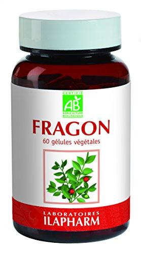 Laboratoires Ilapharm - FRAGON BIO - Gonflement des jambes - Flacons de 60 gélules
