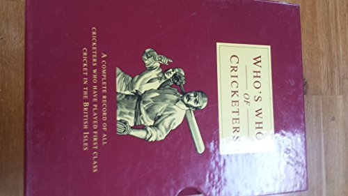 Who's Who of Cricketers por Peter Wynne Thomas