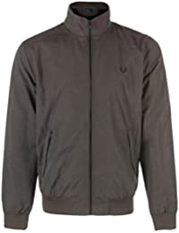 Blouson Fred Perry Brentham Gris