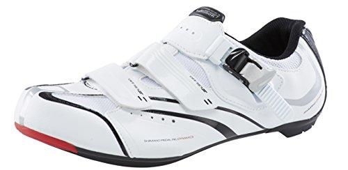 Bianchi Scarpe Shimano E Mista shr088w Da Adulti Bici Strada wPSBxqng