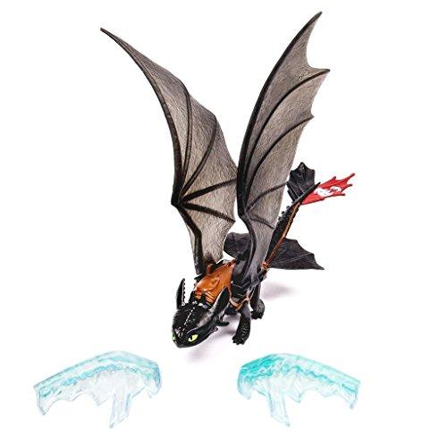 Dragons 2 – Krokmou (Se Libère de la Glace) – Figurine Power Dragon
