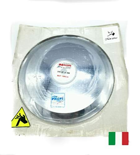 LAMA IN ACCIAIO 370-57-4-300 h 22,5 NS C45 Adattabilità: AMB-ARSA-FAC-FIA-GENERAL M- IRONWEED-ITALIANA MACCHI-KOLOSSAL LARIO-MARWEL-NOAW-OBERWERK-OMAS- OMEGA- OMS- REGINA-RG-RHENINGHAUS