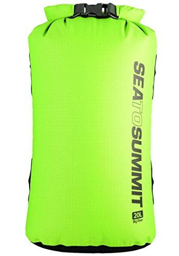 Sea to Summit Big River Drybag Wasserfester Stausack Packsack, Mehrfarbig, 1 x 1 x 1 cm, 1 Liter (Wahl Laminat)