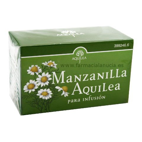 Manzanilla Aquilea Infus 20Sob