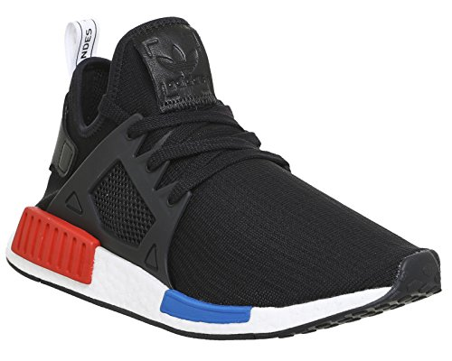 adidas Originals NMD_XR1 PK, core black-core black-ftwr white Nero