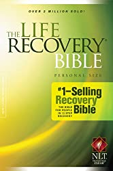 The Life Recovery Bible, Personal Size NLT (Life Recovery Bible: Nltse)
