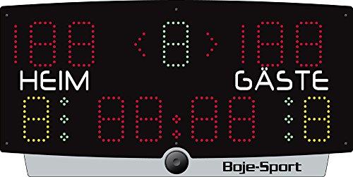 Boje Sport Anzeigetafel Indoor Multi-TOP B (Akkubetrieb) von Stramatel