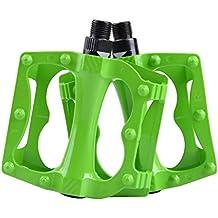 TXJ Enduro Pedales Plataforma Mtb Verde
