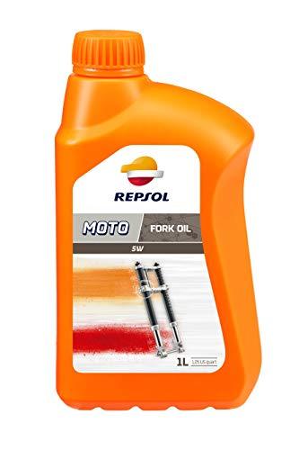 REPSOL MOTO FORK OIL 5W