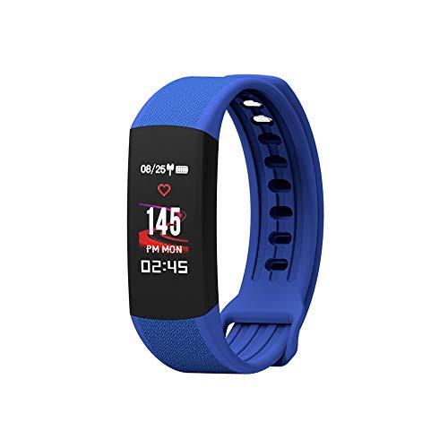 OPAKY Intelligente Armband-Armbanduhr Pulsuhr Schlafmonitor Fitness Tracker für Kinder, Damen, Männer