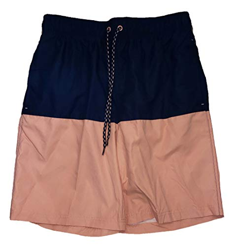 Blue Cove/Coral Reef Color Block All Guy Badeshorts - blau - X-Large 40/42 US -