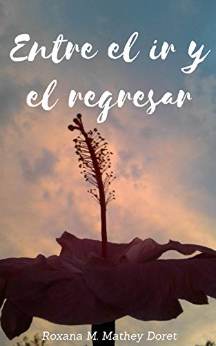 Entre el ir y el regresar (Spanish Edition) book cover