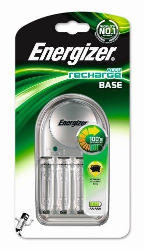 Energizer base chargeur original pour AA et AAA batterie