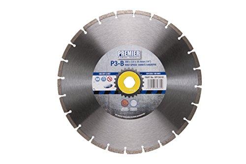 , Kreissägeblatt für Baumaterialien und Beton, Silber, DP15018, 0V ()