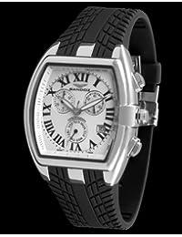 Sandoz 81255-00 - Reloj Fernando Alonso Caballero blanco