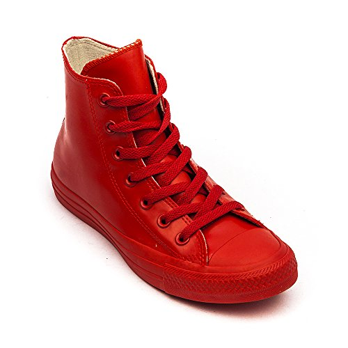 Converse CT Hi Black 144740C, Basket red