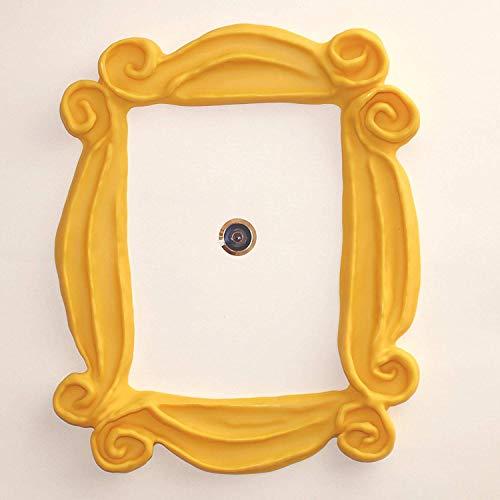 Marco de la mirilla para la puerta. Réplica artesanal para tu entrada.