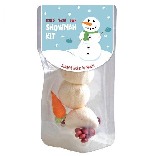 Snowman Kit - Schneemann-bausatz