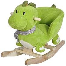 KNORRTOYS.COM Knorrtoys 40481 - Schaukeltier Dino Olaf mit Sound