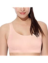 Enamor SB06 Low Impact Cotton Sports Bra - Non-Padded • Wirefree - Black