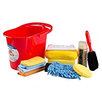 Homeworks Car Cleaning Kit 14 pieces
