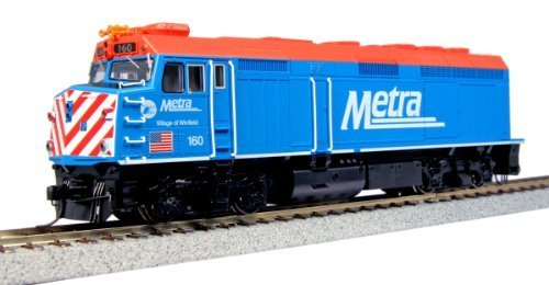 kato-usa-model-train-products-160-emd-f40ph-chicago-metra-village-of-winfield-locomotive-by-kato-usa