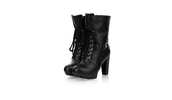 Balamasa Eu Abs00817 Femme Européen Style 33 Noir ZxpZqgwrC