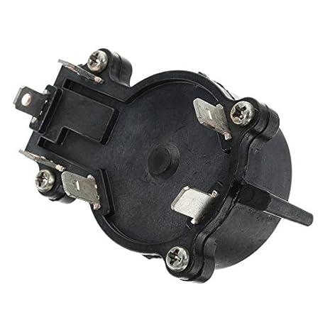 Wooya Controlador De Velocidad del Interruptor del Motor para Hangkai Et45L Et55L Et65L Electric Fueraborda Marina para Hangkai