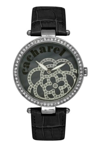 Cacharel Women's Analogue Quartz Leather CLD 001S AA