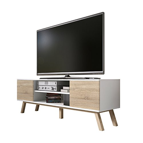 Vero Wood – Mobile Porta TV / Mobiletto Porta TV Moderno (150 cm ...