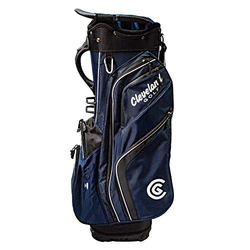 Cleveland CG Cart 2019 Friday - Sac de Golf NVY/BLK